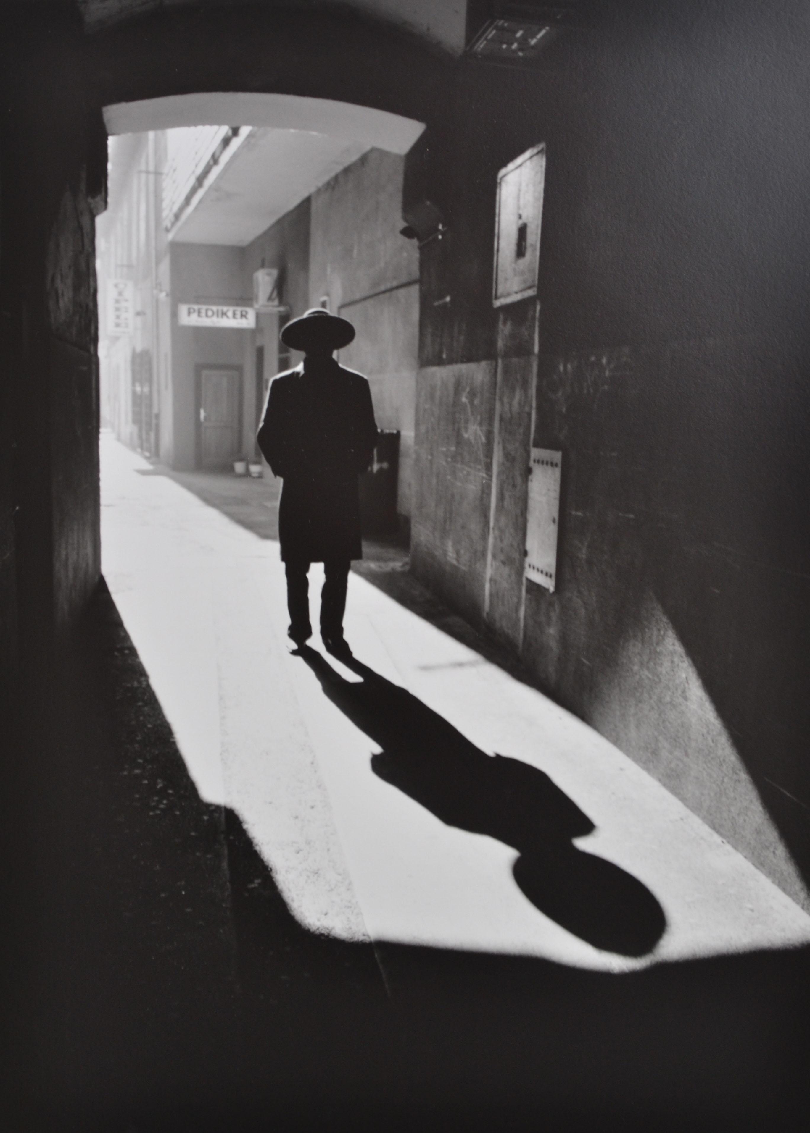 Čovjek sa crnim šeširom